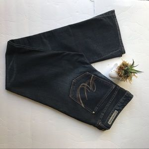 Express Jeans Barely Boot Zelda Slim Fit